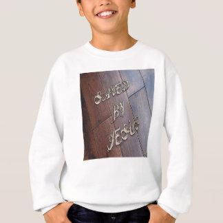 Saved By Jesus 4 Sweatshirt