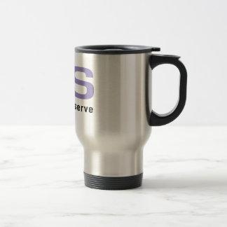 Saved to Serve Mug