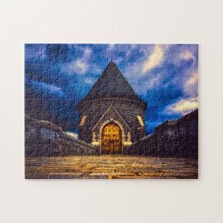 Saville Dam Connecticut. Jigsaw Puzzle