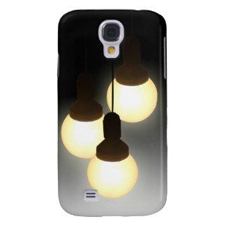 Saving energy light bulbs for iPhone Galaxy S4 Cover