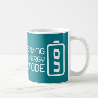 Saving Energy Mode ON Mug