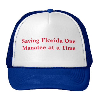 Saving Florida Hat