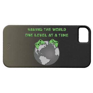 Saving The World iPhone 5 Cases