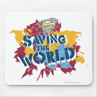 Saving the world with paint mouse pads