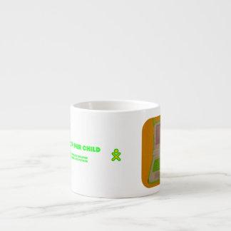 Saving the World with Python (espresso mug) Espresso Cup