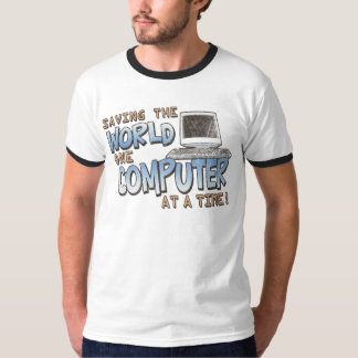 Saving theWorld T-Shirt