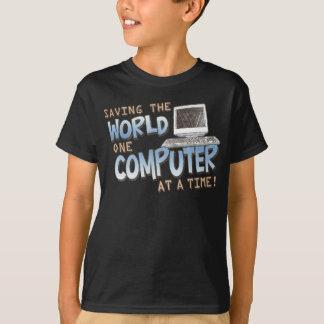 Saving theWorld Tee Shirt