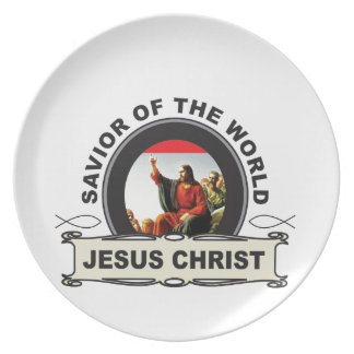 savior of the world jc plate