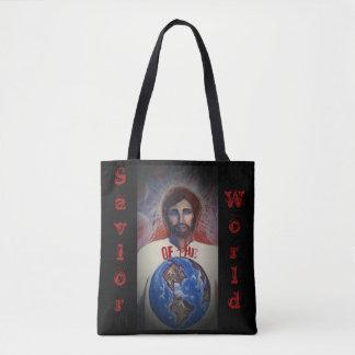 Savior of the World Tote Bag