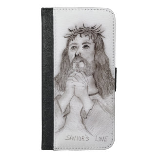 Savior's Love iPhone 6/6s Plus Wallet Case