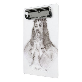 Savior's Love Mini Clipboard