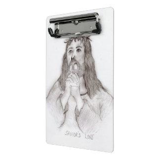 Savior's Love Mini Clipboard