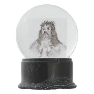Savior's Love Snow Globe
