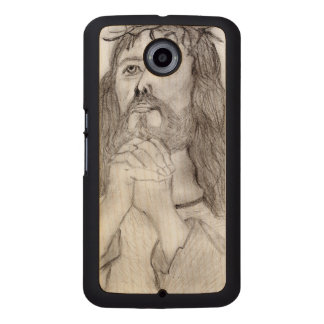 Savior's Love Wood Phone Case