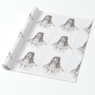 Savior's Love Wrapping Paper