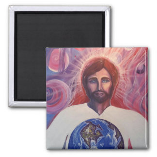 Saviour Square Magnet