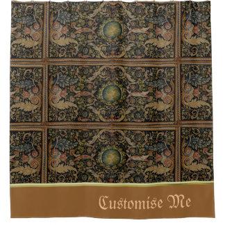 Savonnerie Carpet 1 (Full Colour) Shower Curtain