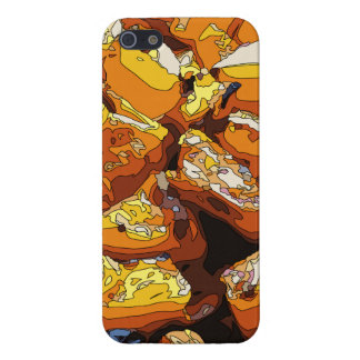 Savory Baked Sweet Potatoes and Raisins iPhone 5 Case