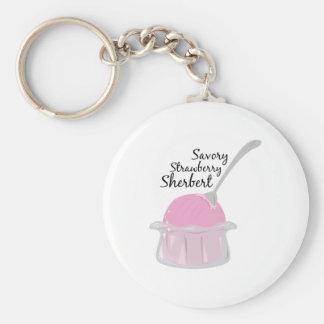Savory Sherbert Key Chains