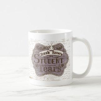 Savory Student Tears Hand Drawn Chalkboard Coffee Mug