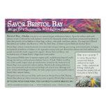 Savour Bristol Bay 13 Cm X 18 Cm Invitation Card