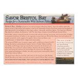 Savour Bristol Bay Personalised Invites