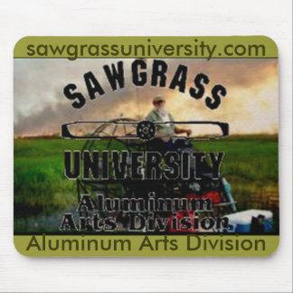 Sawgrass University Aluminum Arts Division Mouser Mouse Pad