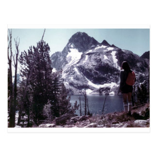 Sawtooth Mountains Idaho Postcard