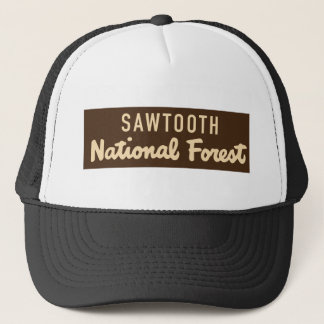 Sawtooth National Forest Trucker Hat