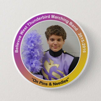 sax_AlexT 7.5 Cm Round Badge