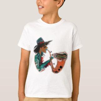 sax an abstract T-Shirt