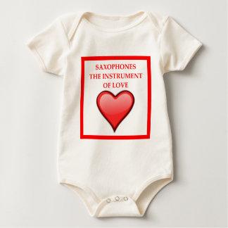 SAX BABY BODYSUIT