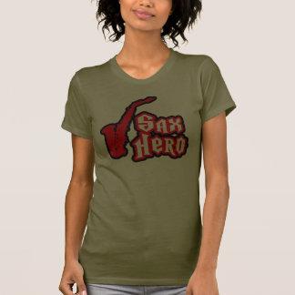 Sax Hero Tee Shirts