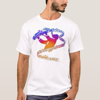 Sax is a beautiful thing! T-Shirt