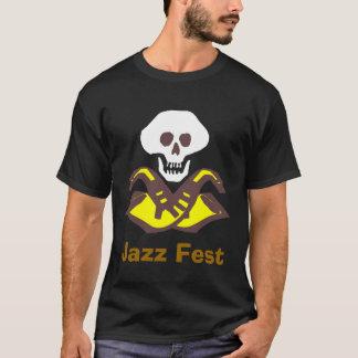 Sax Pirate, Jazz Fest T-Shirt