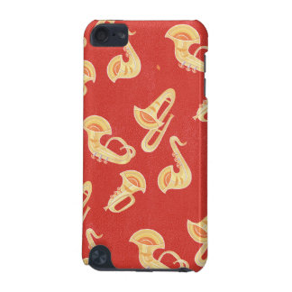 Sax Tuba Trombone Trumpet Musical Instruments iPod Touch (5th Generation) Cover