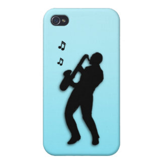 Saxo Player iPhone 4 Cover