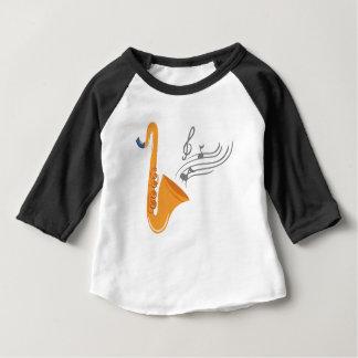 Saxophon saxophone sax baby T-Shirt