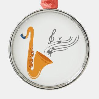 Saxophon saxophone sax metal ornament