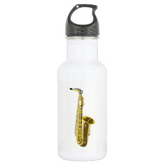 Saxophone 532 Ml Water Bottle