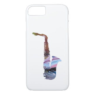 Saxophone Art iPhone 8/7 Case