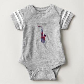 Saxophone Baby Bodysuit