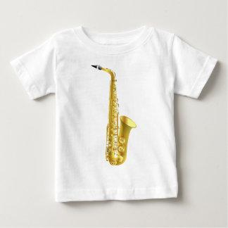 Saxophone Baby T-Shirt