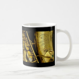Saxophone Coffee Mug