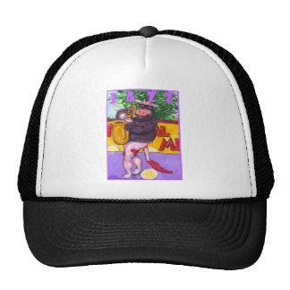 Saxophone Cow Cap