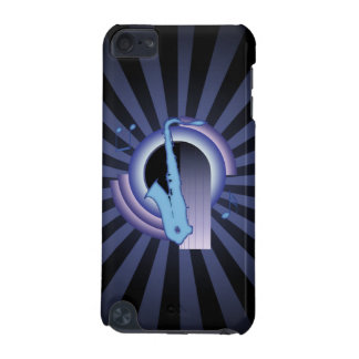 Saxophone Deco2 iPod Touch (5th Generation) Case
