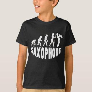 Saxophone Evolution T-Shirt