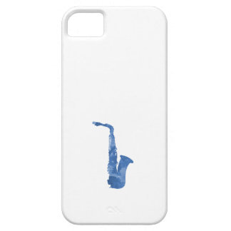 Saxophone iPhone 5 Cover