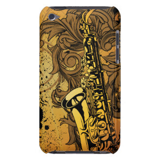 Saxophone Musical Brass Instrument Barely There iPod Case