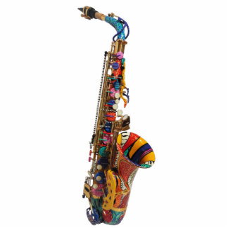 Saxophone Photo Print Acrylic Sculpture Gift Standing Photo Sculpture